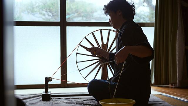 ทังโกะชิริเม็น (ผ้าย่นทังโกะ) วัด [เกียวโตของทะเล] มรดก - ญี่ปุ่น